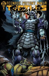 IDW Publishing's Teenage Mutant Ninja Turtles: Shredder in Hell Issue # 1krs