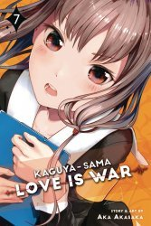 Viz Media's Kaguya-Sama: Love is War Soft Cover # 7