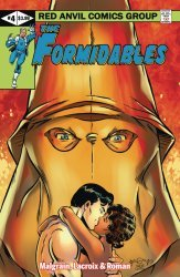 Red Anvil Comics's The Formidables Issue # 4