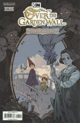 BOOM! Studios's Over the Garden Wall: Soulful Symphonies Issue # 4