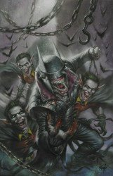 DC Comics's Batman Who Laughs Issue # 1parrillo-c