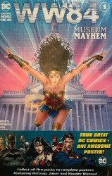 DC Comics's DC Comics: Walmart 4-Comic Pack Issue J