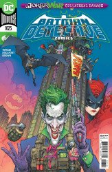 DC Comics's Detective Comics Issue # 1025