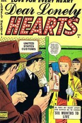 Comic Media's Dear Lonely Heart Issue # 1