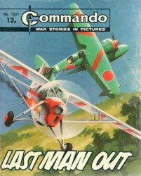 D.C. Thomson & Co.'s Commando: War Stories in Pictures Issue # 1421
