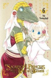 Yen Press's Sacrificial Princess and The King of Beasts Soft Cover # 6
