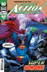 DC Comics's Action Comics Issue # 1020