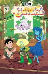 KaBOOM!'s Steven Universe Issue # 21