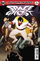 DC Comics's Future Quest Presents Issue # 2