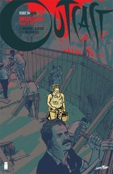 Image Comics's Outcast Issue # 34