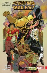 Marvel Comics's Power Man and Iron Fist TPB # 3