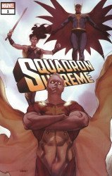 Marvel Comics's Squadron Supreme Marvel Tales Issue # 1
