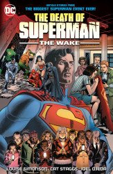 DC Comics's The Death Of Superman: The Wake TPB # 1