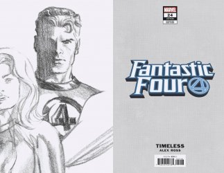 Marvel Comics's Fantastic Four Issue # 24j