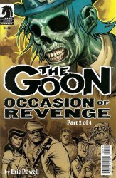 Dark Horse's The Goon: Occasion of Revenge Issue # 2