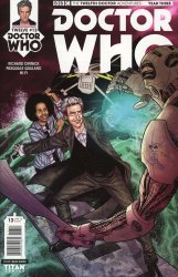 Titan Comics's Doctor Who: 12th Doctor - Year Three Issue # 13