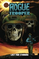 IDW Publishing's Rogue Trooper TPB # 1