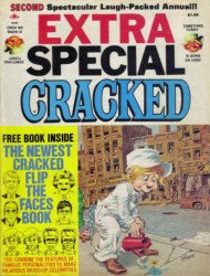 Major Magazines's Extra Special Cracked Issue # 2