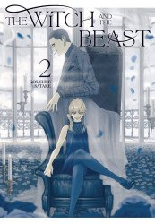 Kodansha Comics's Witch and the Beast Soft Cover # 2