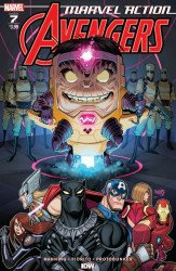 IDW Publishing's Marvel Action: Avengers Issue # 7