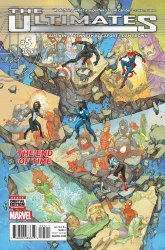 Marvel Comics's The Ultimates Issue # 5