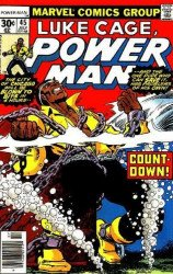 Marvel Comics's Power Man Issue # 45