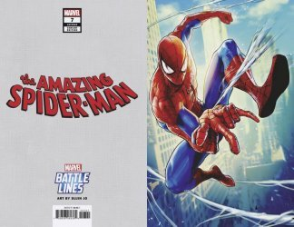 Marvel Comics's The Amazing Spider-Man Issue # 7b