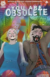 After-Shock Comics's You Are Obsolete Issue # 4