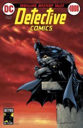 DC Comics's Detective Comics Issue # 1000f