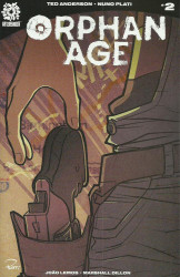 After-Shock Comics's Orphan Age Issue # 2