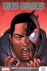 Marvel Comics's Miles Morales: Great Responsibility Soft Cover # 1