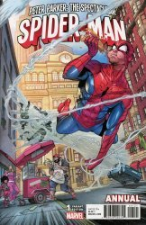 Marvel Comics's Peter Parker: The Spectacular Spider-Man Annual # 1b