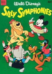 Dell Publishing Co.'s Silly Symphonies Issue # 2b