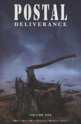 Top Cow's Postal: Deliverance TPB # 1