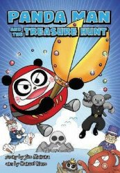 Viz Media's Panda Man and the Treasure Hunt TPB # 1