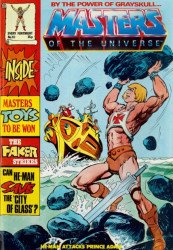 London Editions Magazines's Masters of the Universe Issue # 10