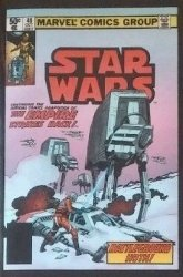 IDW Publishing's Star Wars: The Empire Strikes Back - Micro Comic Collector Pack Issue # 40
