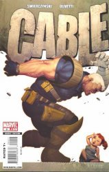 Marvel Comics's Cable Issue # 9
