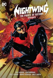 DC Comics's Nightwing: The Prince Of Gotham - Omnibus Hard Cover # 1