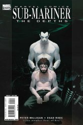 Marvel Knights's Sub-Mariner: The Depths Issue # 4