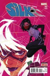 Marvel's Silk Issue # 2e