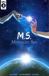 Scout Comics's Midnight Sky Issue # 4b