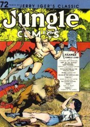 Blackthorne Publishing's Jungle Comics Issue # 1