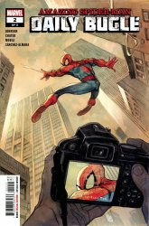 Marvel Comics's Amazing Spider-Man: Daily Bugle Issue # 2