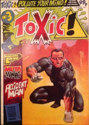 Apocalypse's Toxic Issue # 3