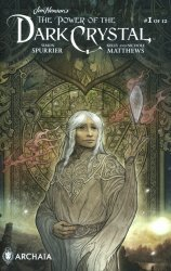 Archaia Studios Press's Jim Henson's Power of The Dark Crystal Issue # 1b