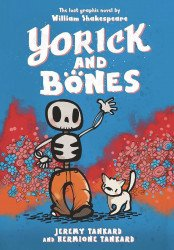 Harper Collins's Yorick and Bones Hard Cover # 1