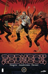 Image Comics's Redneck Issue # 21