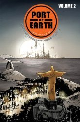 Top Cow's Port of Earth TPB # 2