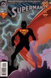 DC Comics's Superman Issue # 0